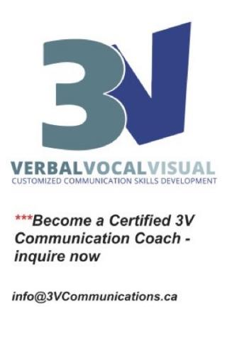 Become a Certified Communication Coach