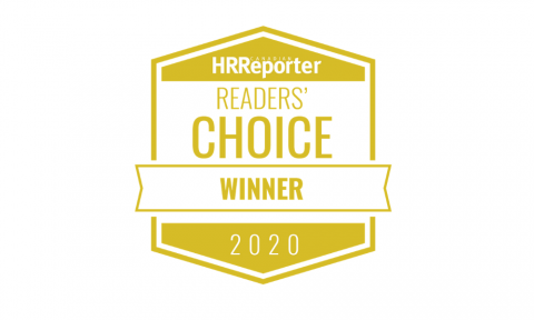 Nominated by Canadian HR Reporter for Award